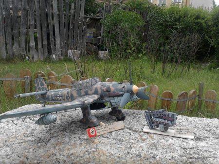 [ KONKURS ] Ju 87 R-2