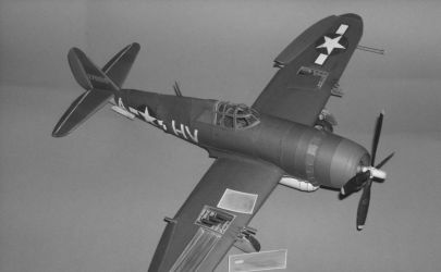 Republic P-47D-11-RE Thunderbolt