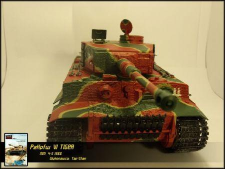 Tiger Ausf. H1 z MM