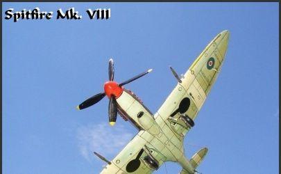 Spitfire Mk.VIII z  MM-12/94