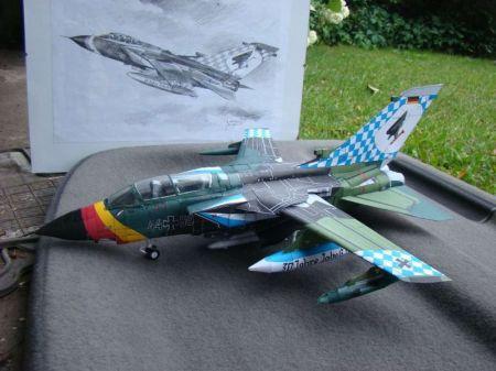 KONKURS Panavia Tornado Luftwaffe