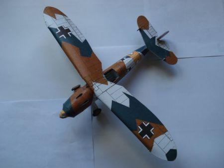 Samolot szkolno-mysliwski Focke-Wulf Fw-56 Stosser