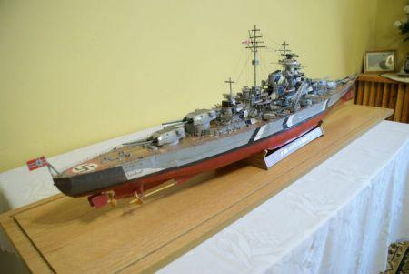 Pancernik GPM Bismarck