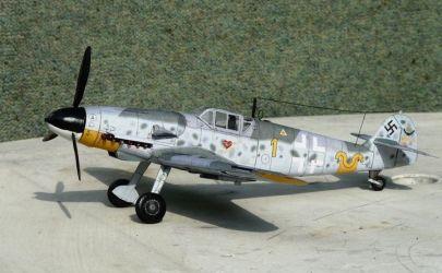 Messerschmitt Me 109 G-6 Gustaw -MM