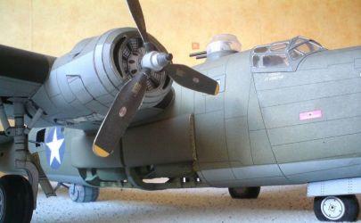 B-24D Liberator wyd. GOMIX