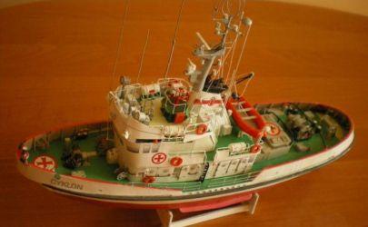Statek ratunkowy Cyklon