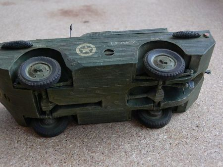 Ford G.P.A. Modelik 1/25