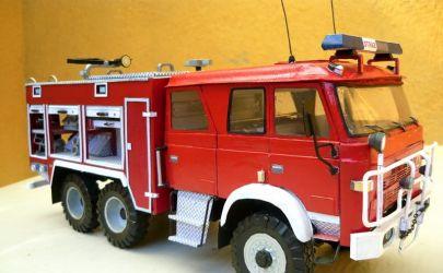 Star 266 strażacki