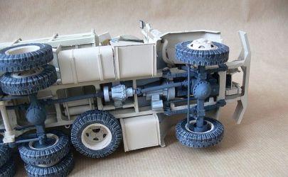 M-35 Modelik 1/25