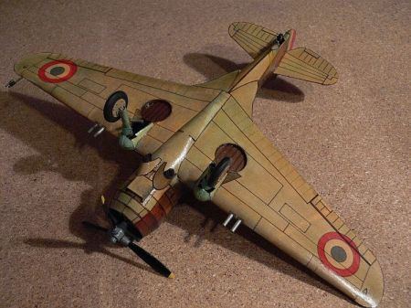 Curtiss Hawk 75 MATA 1/33