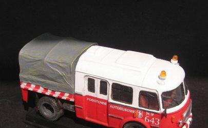 Jelcz- ciągnik