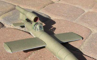Pocisk pilotowany Fi 103 REICHENBERG