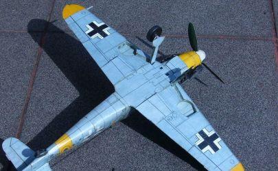 Meserschmitt Me109 G6 Gustaw