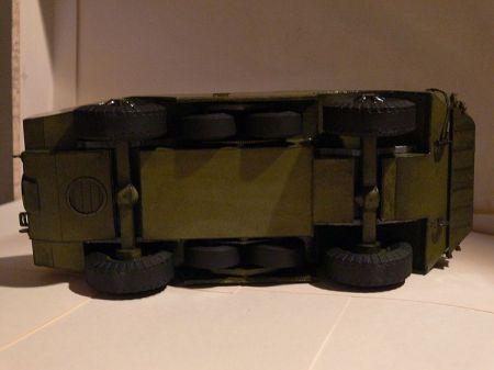 BRDM-1 Modelik 1/25
