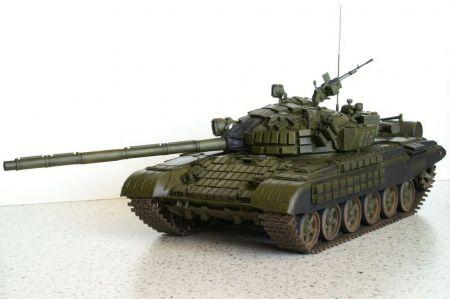 T-72B - Fly Model