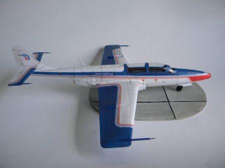 Ts-11 Iskra Renova-model