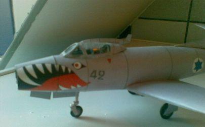Dassault MD-450 Ouragan