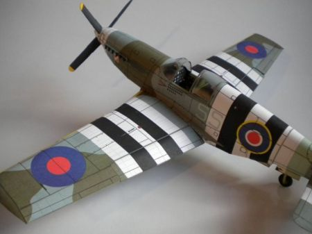 [Konkurs] P-51B Mustang czyli kolejny SS