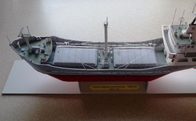 Emilia - statek żeglugi przybrzeżnej