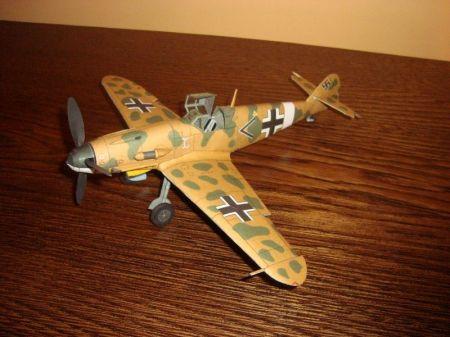 [Konkurs] Messerschmitt Me-109 G-2/Trop. nowe zdjęcia