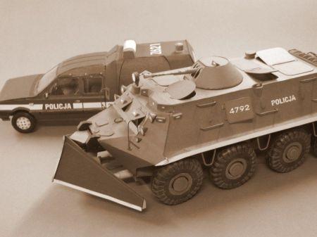 Transporter Opancerzony BTR-60 PB.