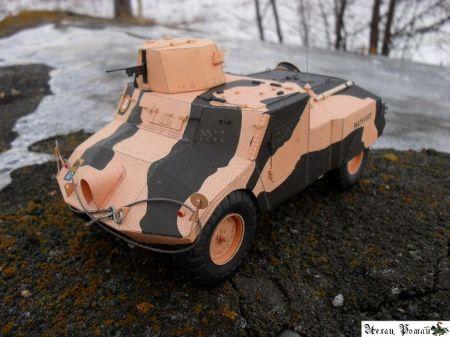 Morris Mk.I - Recce