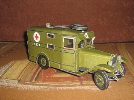 Ambulans CWS-1