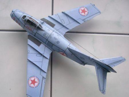 MiG-15 Fagot (조선 민주주의 인민 공화국의 공군)