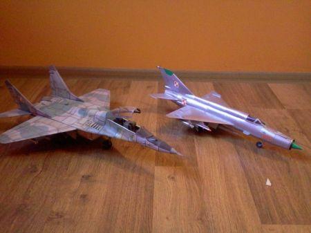 MiG 21 MF