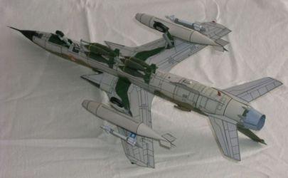 Republic F-105D Thunderchief  (44TFS 335TFW USAF)