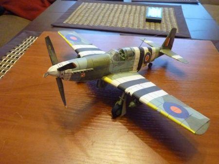 P-51 Mustang od MM