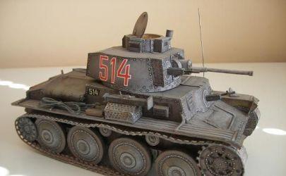 PzKpfw 38(t)