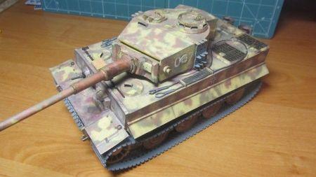 PzKpfw VI Tiger Ausf.E (late)