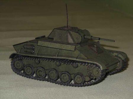 T-70 Radziecki Czołg Lekki