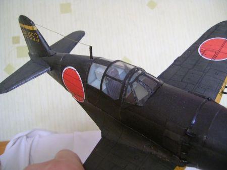 Mitsubishi J2M3 Raiden MM