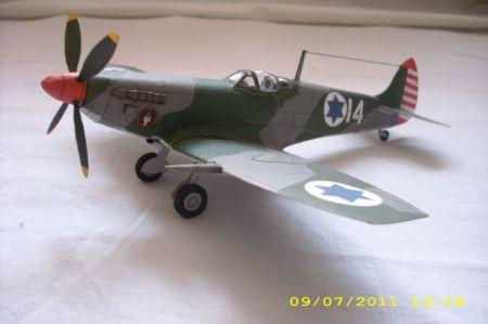 Supermarine Spitfire LF Mk.IX E (זרוע האויר והחלל)