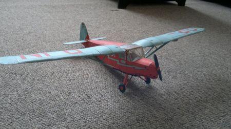 Rwd-13 Mały modelarz