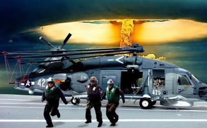 śmigłowiec sh-60 B seahawk  GPM122