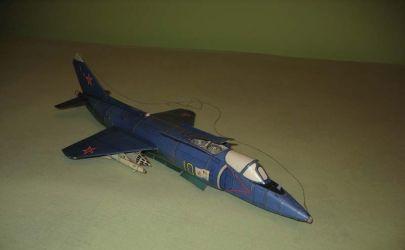 Yakolev YAK-38