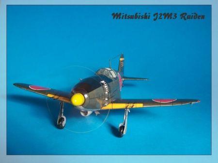 Mitsubishi J2M3 RAIDEN  MM-3/96