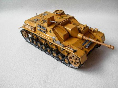 Sturmgeschutz IV(SdKfz 163)