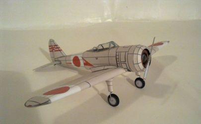 Nakajima Ki 27 Nate