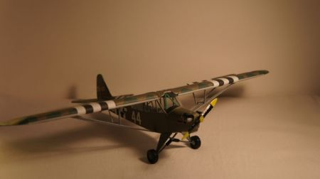 Piper L4H Cub ( Kartonowa Kolekcja)