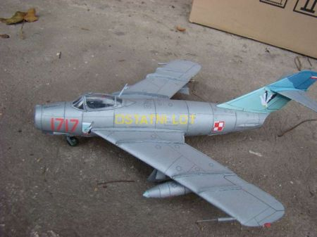 Lim-5 Ostatni Lot (Mig-17)