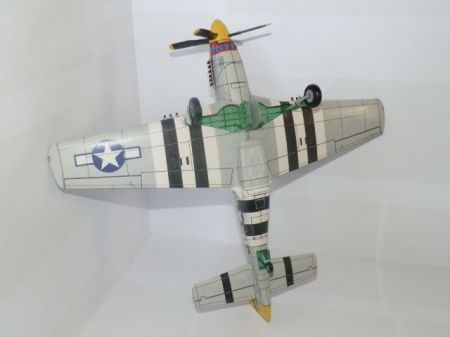 P - 51D Mustang