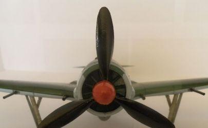 Focke-Wulf FW-190 A3 z Fl.