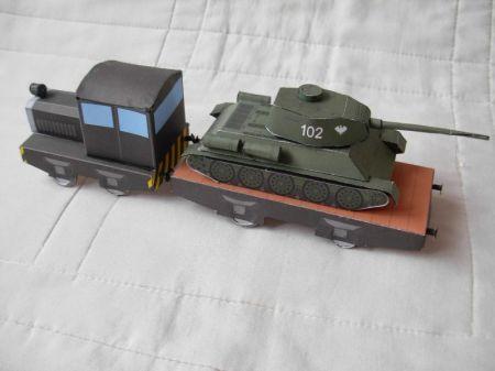 T-34 RUDY 102