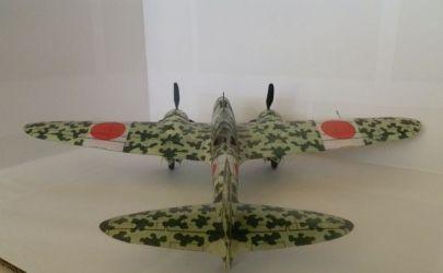 Kawasaki Ki -45 Torgu