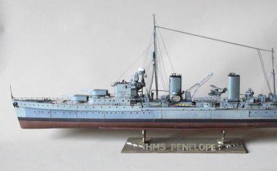 HMS Penelope  1:250