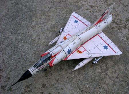 Dassault ,,Mirage''III C (זרוע האויר והחלל)